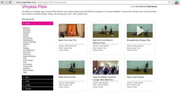 Yogavibes classes