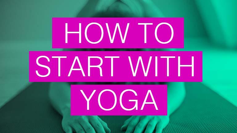 start yoga