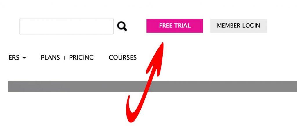 Free Trial Screenshot