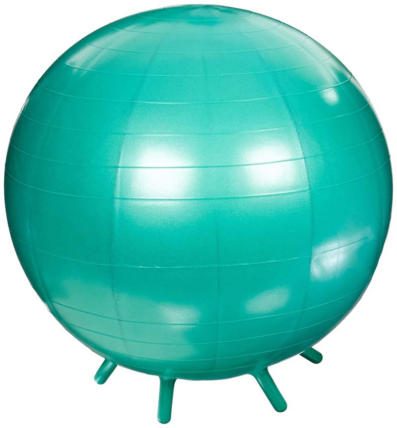 ABILITATIONS SIX LEG BALL CHAIR