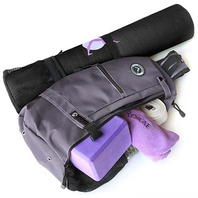 AURORAE yoga mat bag