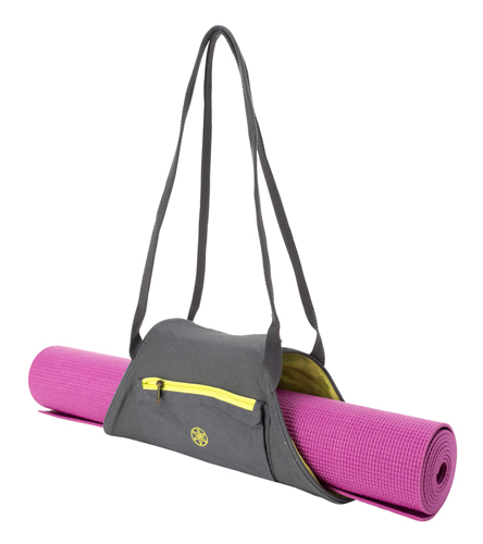 Gaiam On-The-Go Yoga Mat Carrier review