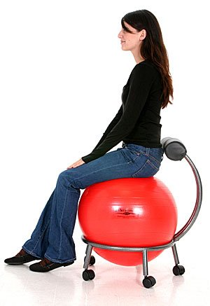 Best Yoga Ball Chair Of 2016 Stay Fit Amp Healthy At Work