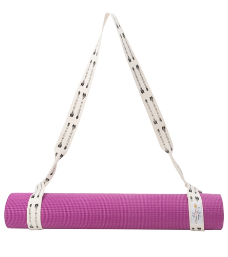 La Vie Boheme Yoga Mat Strap review