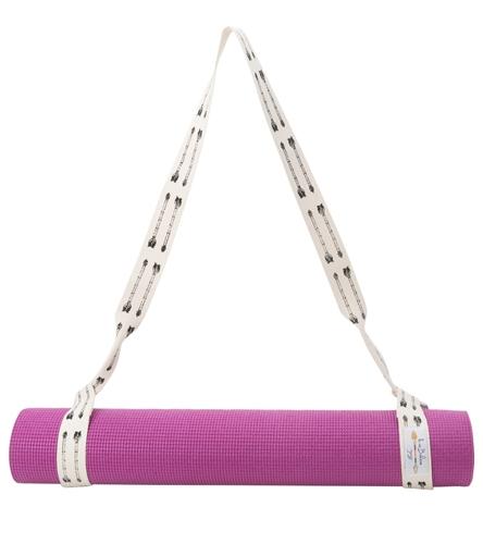La Vie Boheme Yoga Mat Strap review