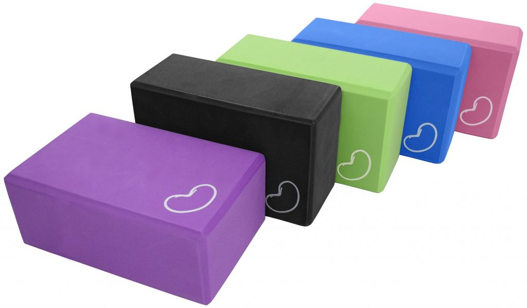 YOGA BLOCK BY BEAN PRODUCTS
