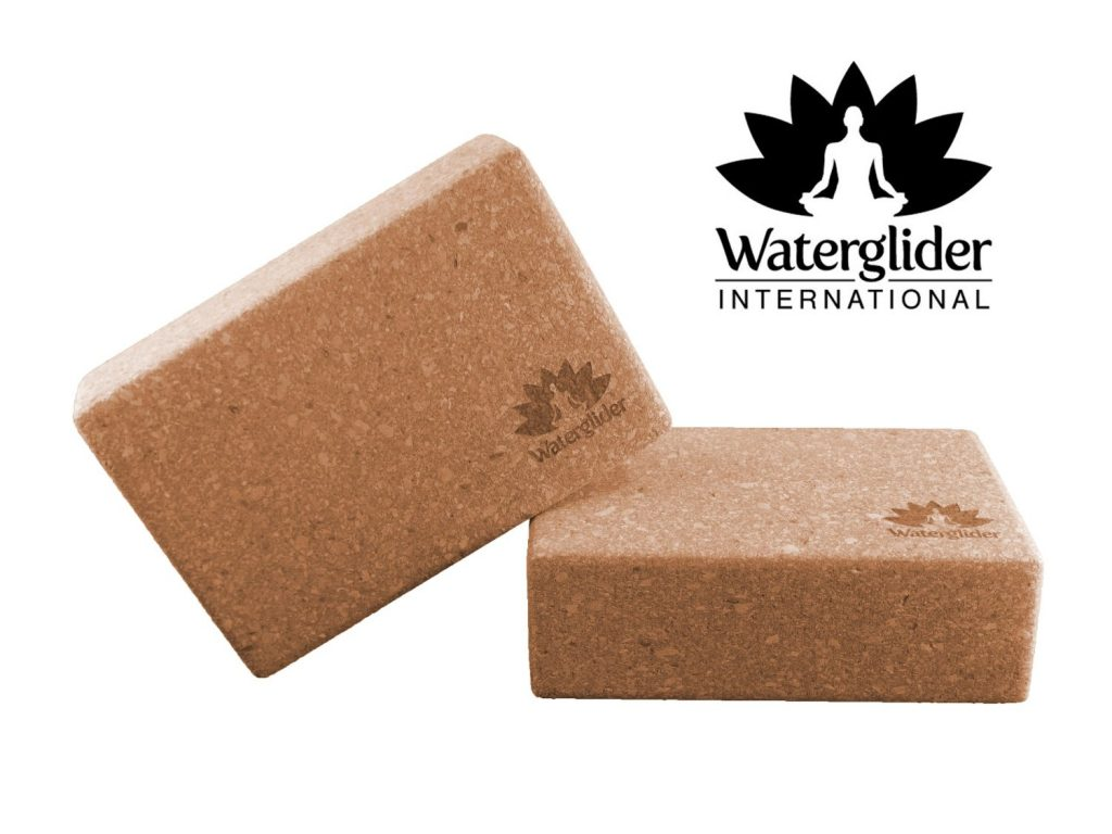 YOGA CORK 2 BLOCK SAVER PACK BY WATERGLIDER INTERNATIONAL