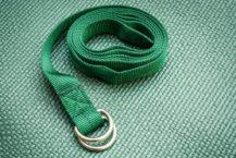 best yoga mat strap