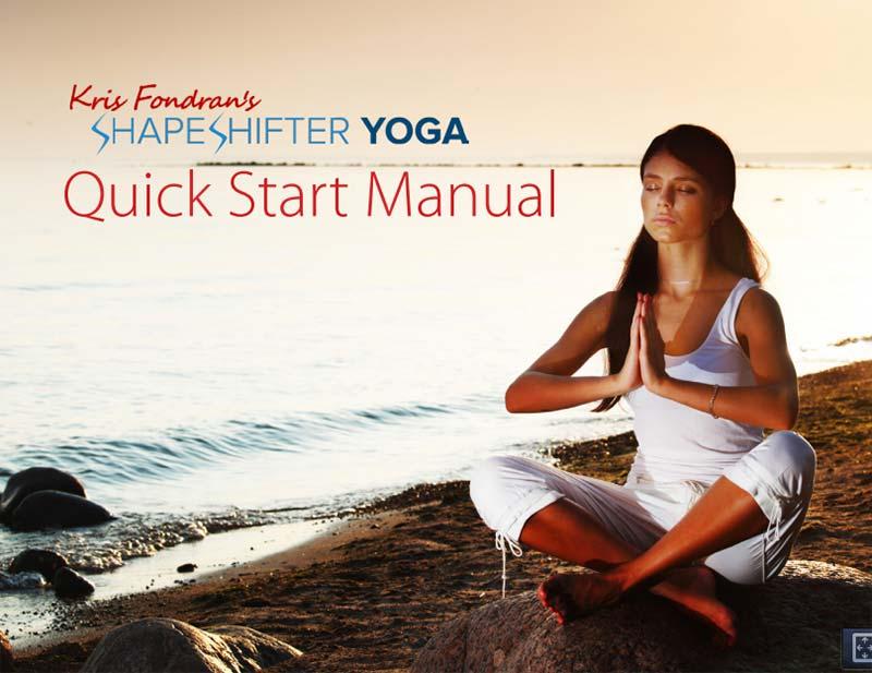 shapeshifter yoga manual