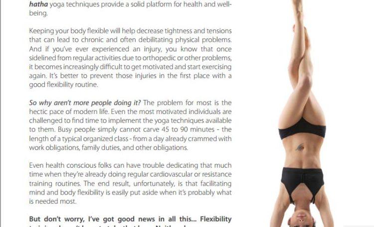 shapeshifter yoga quickstart guide 3