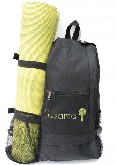 susama yoga gym bag
