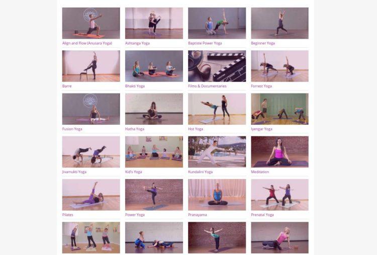 yogadownload yoga styles