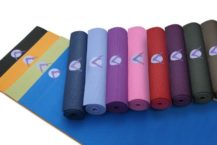 aurorae yoga mats multiple colors