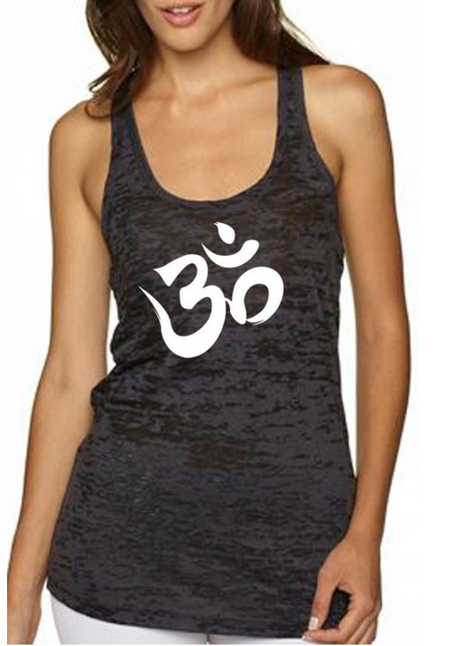namaste tank top or tshirt