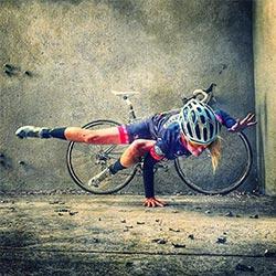 pat bailey biker yoga