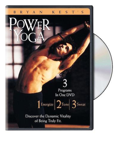 power yoga bryan kest dvd