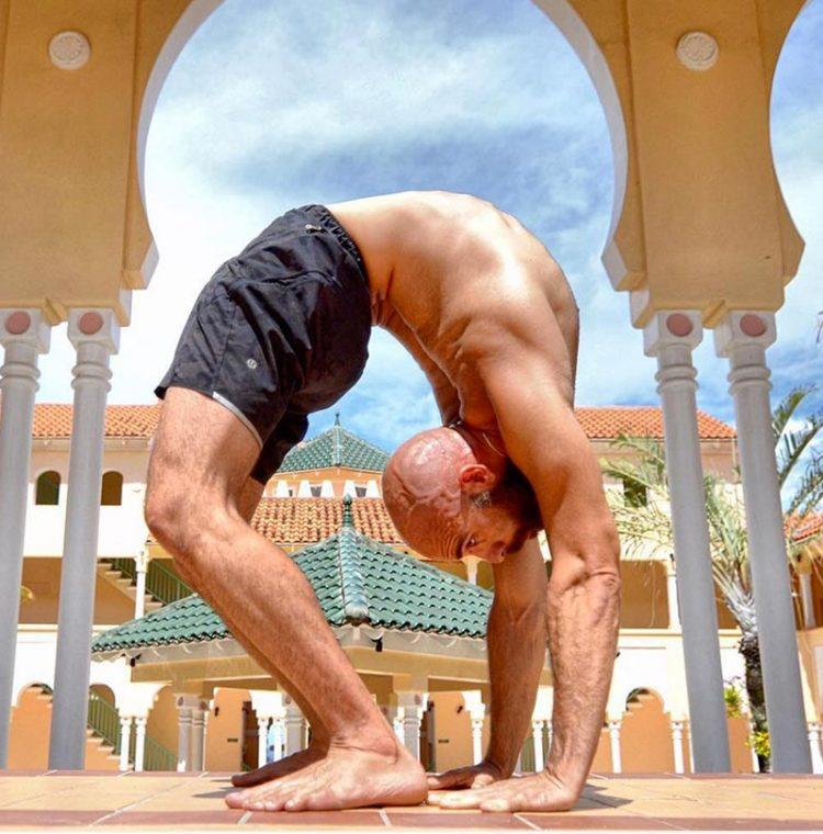 brian miller does flexible yoga