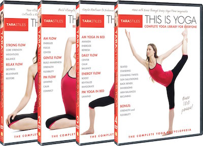 tara stiles this is yoga dvd
