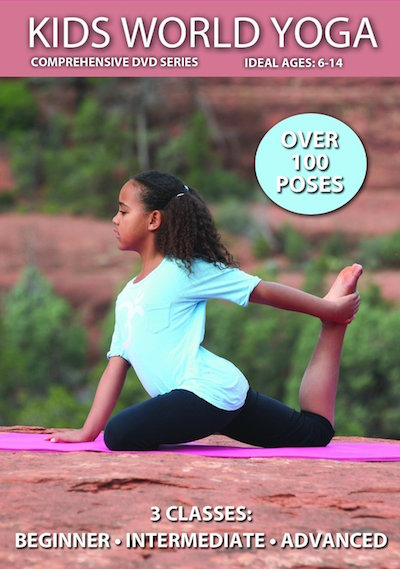 kids world yoga