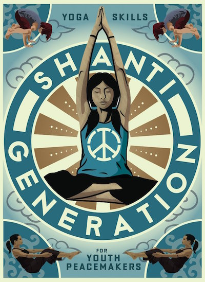 shanti generation yoga for kids dvd