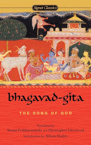 song of god yoga book