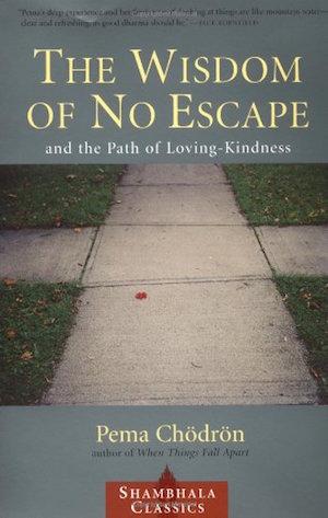wisdom of no escape yoga book