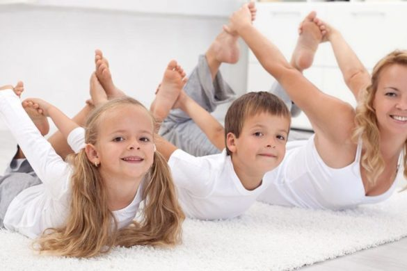 yoga dvd for kids