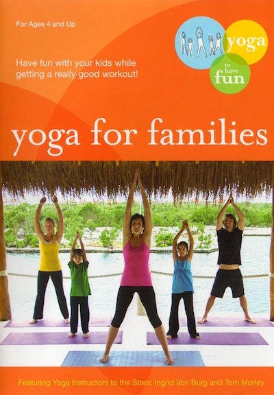 yoga for families
