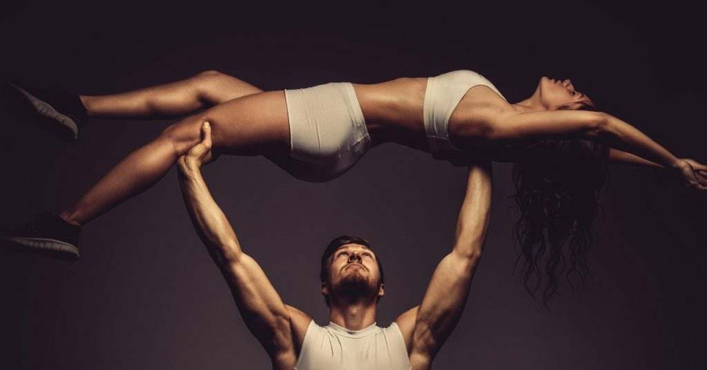 7 Yoga Poses For Two People Partners Besties And More