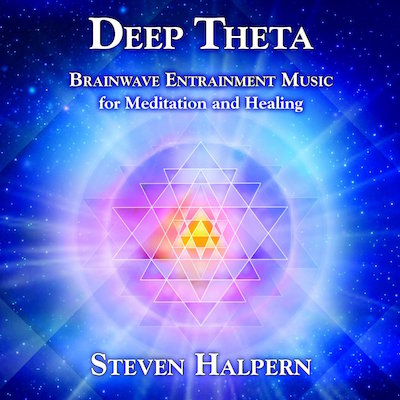 Deep Theta Brainwave Entrainment Music Meditation Healing