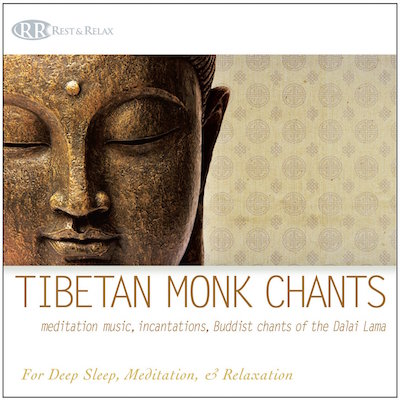 Tibetan Monk Chants cd