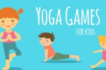 yoga games for kids