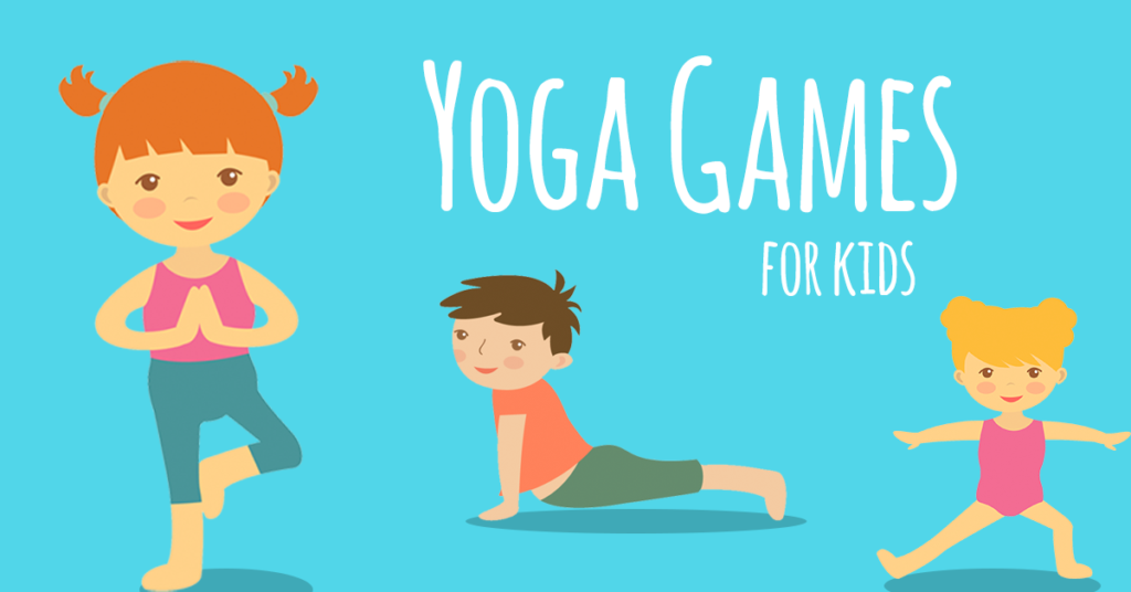 8 best yoga games for kids that are playful and fun - Images For Kids