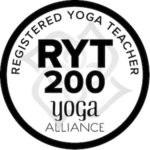 registered yoga teacher certificate ryt