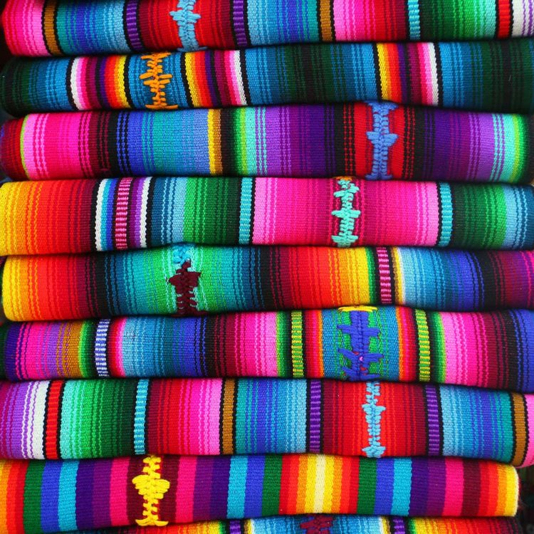 Mexican Blankets For Yoga