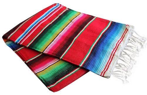 del mex mexican serape