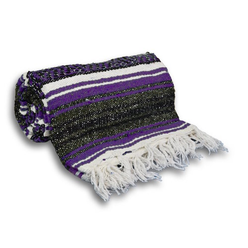 Yoga Accessories Traditional Mexican Blanket