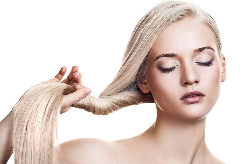 grow healthy hair