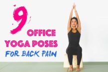 office yoga for back pain