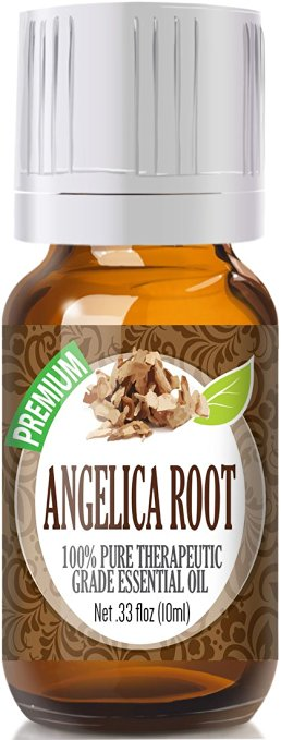 Angelica Root 100% Pure, Best Therapeutic Grade Essential Oil
