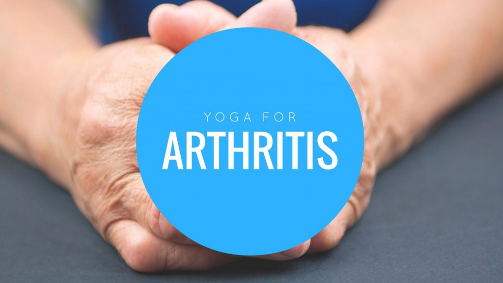 yoga for arthritis pain