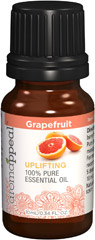 aromapeel grapefruit 100% pure essential oil