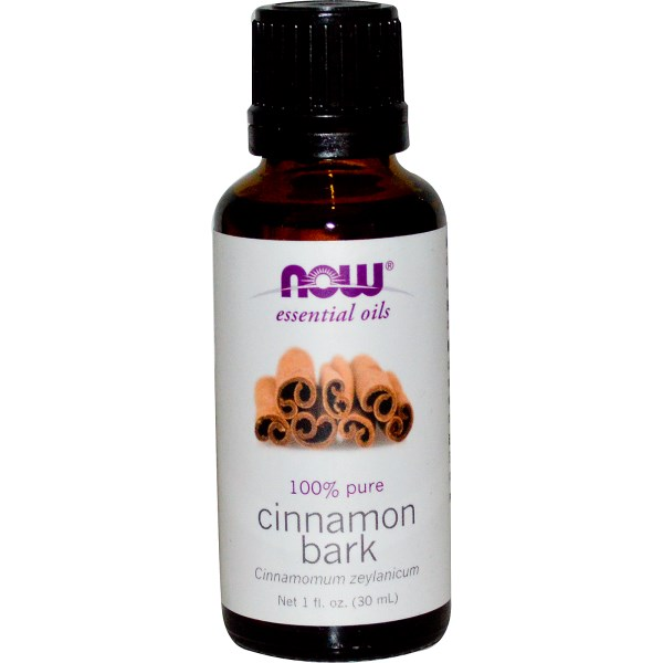 now foods - essential oils, cinnamon bark