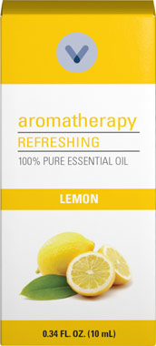 vitamin world lemon essential oil