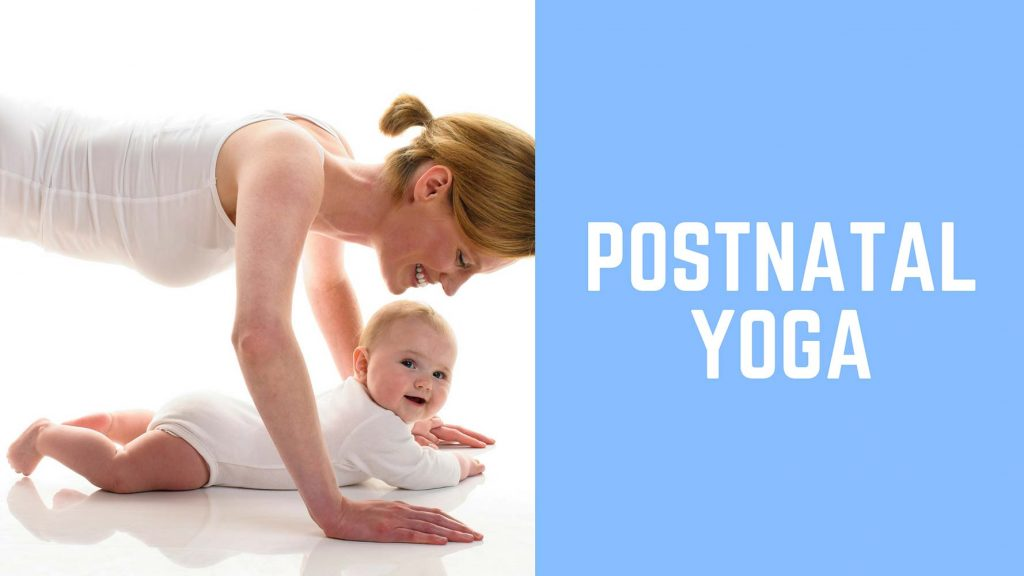 POSTNATAL-Yoga