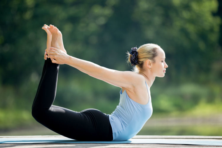 yoga-for-hamstring-bow-pose