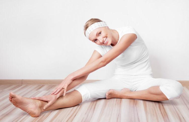 Hamstring Exercises: Yoga For Hamstring Strength ...