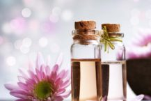 essential oils for acne skin