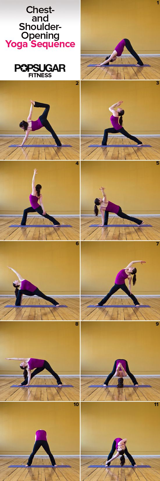 yoga poses for tight chest and shoulders